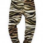 Animal Cuff Unisex Leggings