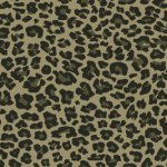Khaki Leopard Print Kids Collection