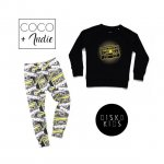 C+I x Disko Kids Mixtape Leggings
